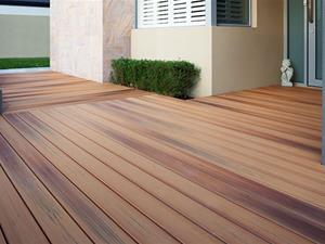 Decking by Composite Materials Australia