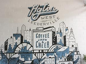 Top Five Cafes with Murals