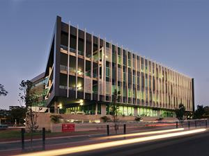 City of Armadale Landmark Office by GHD Woodhead
