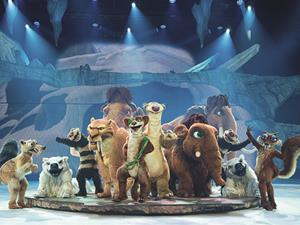 Q&A Ice Age Live