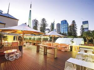 Perth Venue- Aqua Bar