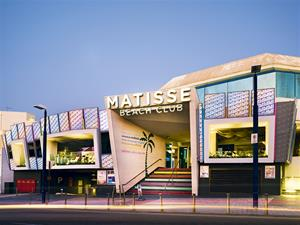 Perth Venue- Matisse Beach Club